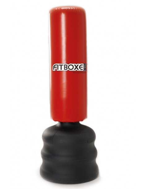 FITBOXE® BASIC BAG (red-grey)